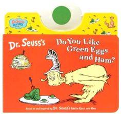 Green Eggs and Ham Dr. - Seuss
