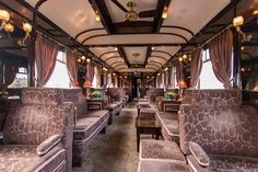 Venice Simplon-Orient-Express Train: A Luxury Train Journey from London to Venice