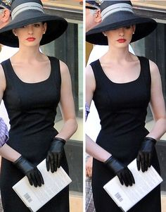 "suicideblonde: "" Anne Hathaway on the set of The Dark Knight Rises in LA, July 2011 "" Girl Outfits, Fashion Outfits, Womens Fashion, Nathalie Portman, Florida Fashion, Princess Caroline, Anne Hathaway, Dress For Success, Catwoman"