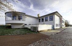 Kornhaus, Architect: Carl Fieger 1929-30 / Stiftung Bauhaus Dessau, 2008, Doreen Ritzau