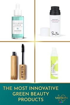 And these eco-friendly, cruelty-free beauty products make actually work even better than your regular products! Juice Beauty, Cosmetic Companies, Natural Shampoo, Shampoo Bar, Castor Oil, Shea Butter, Cruelty Free, Sephora, Eco Friendly