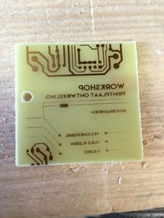 Picture of Prototyping tutorial PCB development