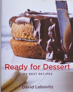 david lebovitz's dessert cookbook #davidlebovitz #cookbooks