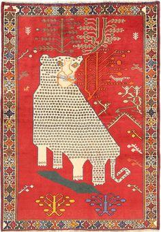 Qashqai rug RXZF104