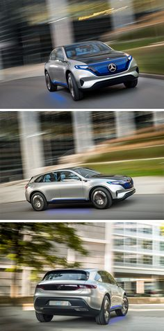 The Mercedes-Benz Generation EQ which was unveiled at the Paris Motor Show meets every demand in terms of contemporary and sustainable mobility.