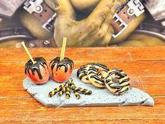 Miniatura Halloween scala 1:12 dolcetto no di PiccoliSpazi su Etsy