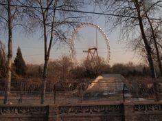 Beijing abandoned amusement parks