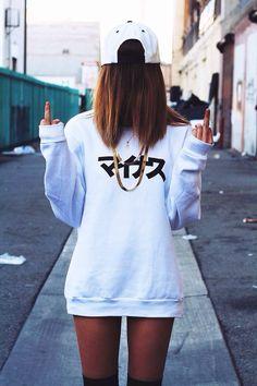 Japanese streetwear street style | #MadCult