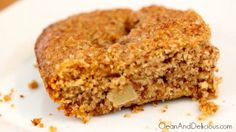 Clean & Delicious with Dani Spies » Paleo Apple Snack Cake