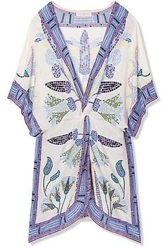 Tory Burch Mosaic Tunic
