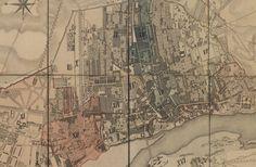 Plan z 1825 roku