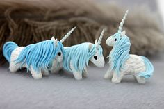 Little unicorns by hontor.deviantart.com on @DeviantArt