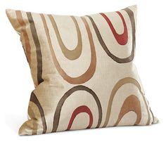 Track Garnet Pillow - Pillows - Accessories - Room & Board