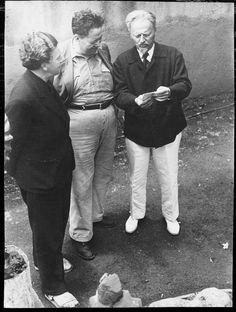 Andre Breton, Diego Rivera, Leon Trostky