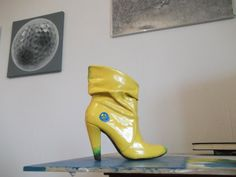 But banan, 2011, technika własna, autor Bartek Buczek