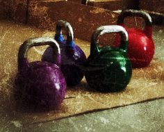 Post Kettlebell workout