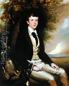 Lord Edward Fitzalan Howard, 1839 by H. Smith