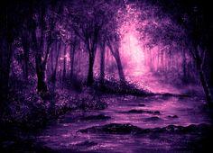 PAINTING: Life's a River by AnnMarieBone.deviantart.com on @deviantART