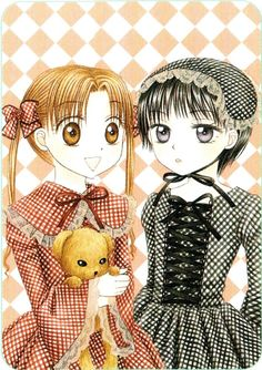 She followed her best friend Hotaru who had moved, and she finally reached to Alice Gakuen. Description from pinterest.com. I searched for this on bing.com/images