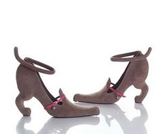 Kobi Levi Shoes. I am sure Stacey and Clinton wouldn't approve but I would shun my Dr's order to never wear heels again and wear this pair!