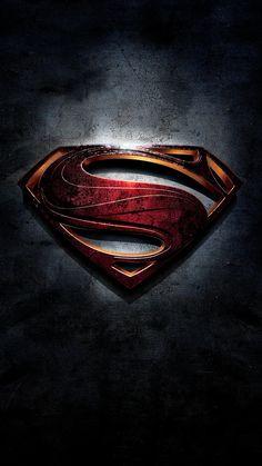 Wallpaper Man of Steel für das Handy superman wallpaper - Wallpaper Ideas Artwork Superman, Logo Superman, Superman Pictures, Supergirl Superman, Superman Tattoos, Superman Poster, Superman Symbol, Batman Wallpaper, Avengers Wallpaper