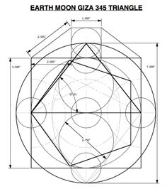 Screen shot at AM Pyramids Of Gizeh, Sound Logo, Squaring The Circle, Divine Proportion, Tile Wallpaper, Geometric Drawing, Sacred Architecture, Giza, Data Visualization