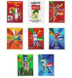 Panini WM 2010 Album Südamerika + Sondersticker A-H, Stickerpoint