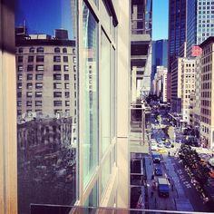 A #SuiteView. #ParkAve #Terrace #Balcony