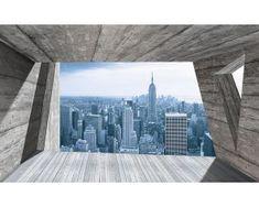 3D Fototapeta New York