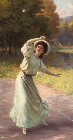 #Tennis #dress #illustration #vintage  Posted on b-womeninamericanhistory19.blogspot.com