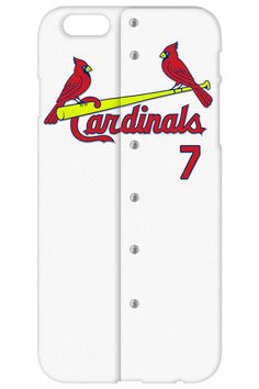 Fans of the most storied National League in baseball can now represent their love for Cardinals baseball everywhere they go with this amazing jersey style smartphone case. Pick any number or no number at all! Available for iPhone, Samsung, HTC, Sony, Nokia, Motorola, Kindle, Google Nexus, we do them all! Simply fill out your phone device during checkout and we'll send it right out to you.