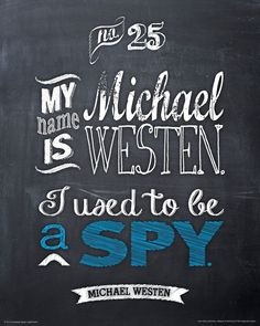 Discover and share Burn Notice Michael Westen Quotes. Explore our collection of motivational and famous quotes by authors you know and love. Life Lesson Quotes, Life Lessons, Burn Notice Fiona, Chuck Finley, Michael Weston, Everything Burns, Spy Shows, Bruce Campbell, Jeffrey Donovan