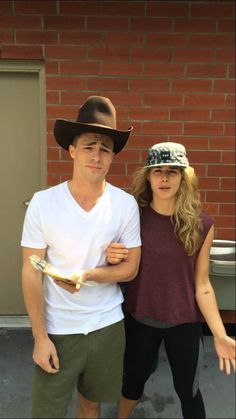 Colton Haynes & Emily Bett Rickards ALS Donation #IceBucketChallenge YOU HAVE TO WATCH THIS FOR THE JOHN BARROWMAN BIT