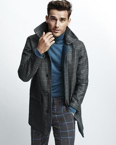 See the Entire 2015 GQ for Gap Best New Menswear Designers in America Collection | GQ