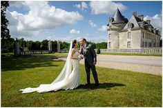 Chateau De La Roche Courbon, La Rochelle, France. Destination wedding.