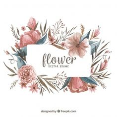 Happy Name Day Wishes Watercolor Leaves, Floral Watercolor, Happy Name Day Wishes, Botanical Illustration, Graphic Illustration, Happy Names, Boarder Designs, Photos Hd, Free Frames