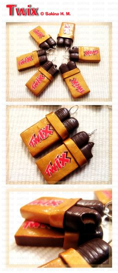 Inspiration: Twix by ChocoAng3l.deviantart.com on @deviantART