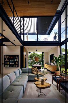 Construcciones contemporáneas modernas Desde Colombia para el mundo en 2020 Fachadas casas minimalistas Casas modernas interiores Casas modernas arquitectura