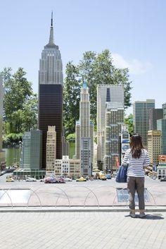 #Miniland USA at #LEGOLAND #California