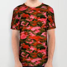 https://society6.com/product/camouflage-u44_all-over-print-shirt?curator=eduardodoreni    #camouflage #pattern #society6