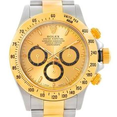 Rolex Cosmograph Daytona Steel And Gold Mens Watch 16523. Get the lowest price on Rolex Cosmograph Daytona Steel And Gold Mens Watch 16523 and other fabulous designer clothing and accessories! Shop Tradesy now