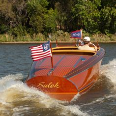 Chris craft custom 19' 1939
