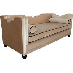 Ida 83'' Velvet Sofa