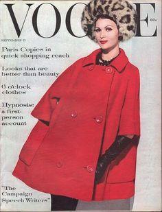 Vogue September 15 1960
