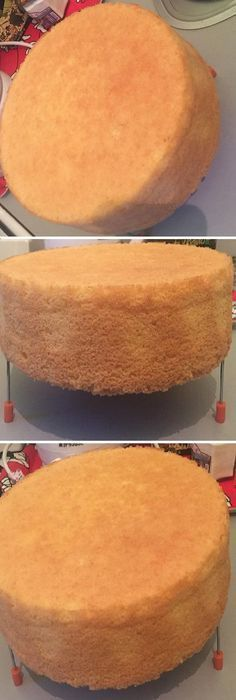 Feliz de lo alto y esponjoso Bizcochuelo que me salió!! comparto receta! #bizcochueloalto #esponjoso #feliz #comohacer #cake #tips #pain #bread #breadrecipes #パン #хлеб #brot #pane #crema #relleno #losmejores #cremas #rellenos #cakes #pan #panfrances #panettone #panes #pantone #pan #recetas #recipe #casero #torta #tartas #pastel #nestlecocina #bizcocho #bizcochuelo #tasty #cocina #chocolate Si te gusta dinos HOLA y dale a Me Gusta MIREN... Biscocho Recipe, Cake Cookies, Cupcake Cakes, Mexican Food Recipes, Sweet Recipes, Bread Recipes, Cake Recipes, Pan Dulce, Specialty Cakes