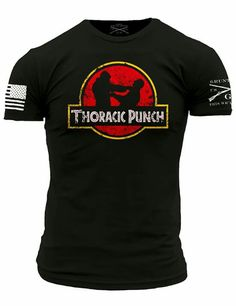 I found this shirt way to entertaining. Grunt Style/Facebook