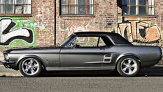 67' Ford Mustang coupe