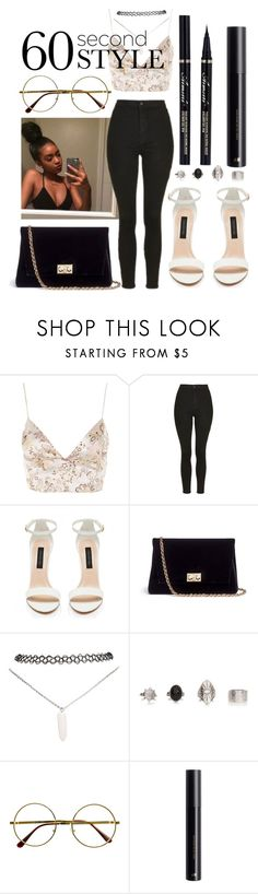 """""""Untitled #623"""" by the-fashion-fantasy ❤ liked on Polyvore featuring WYLDR, Topshop, Forever New, Rodo, Wet Seal and Retrò"""