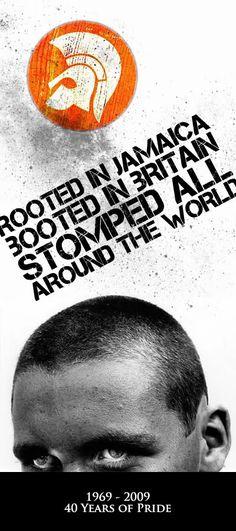 Trojan records for true skinheads Ska Music, Reggae Music, Skinhead Fashion, Skinhead Style, Skinhead Men, Rockabilly, Skinhead Reggae, Reggae Style, Ska Punk