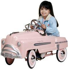 Pedal Car Pink 'N' Pretty